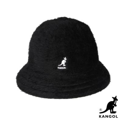 KANGOL-FURGORA鐘型帽-黑色