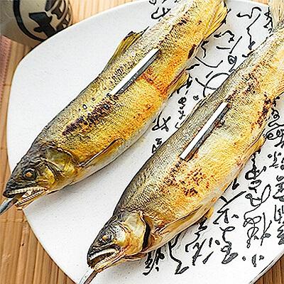 馬姐漁舖 宜蘭XXL超爆卵母香魚3尾入