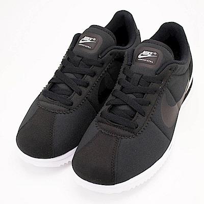NIKE-CORTEZ ULTRA (GS)女休閒鞋-黑