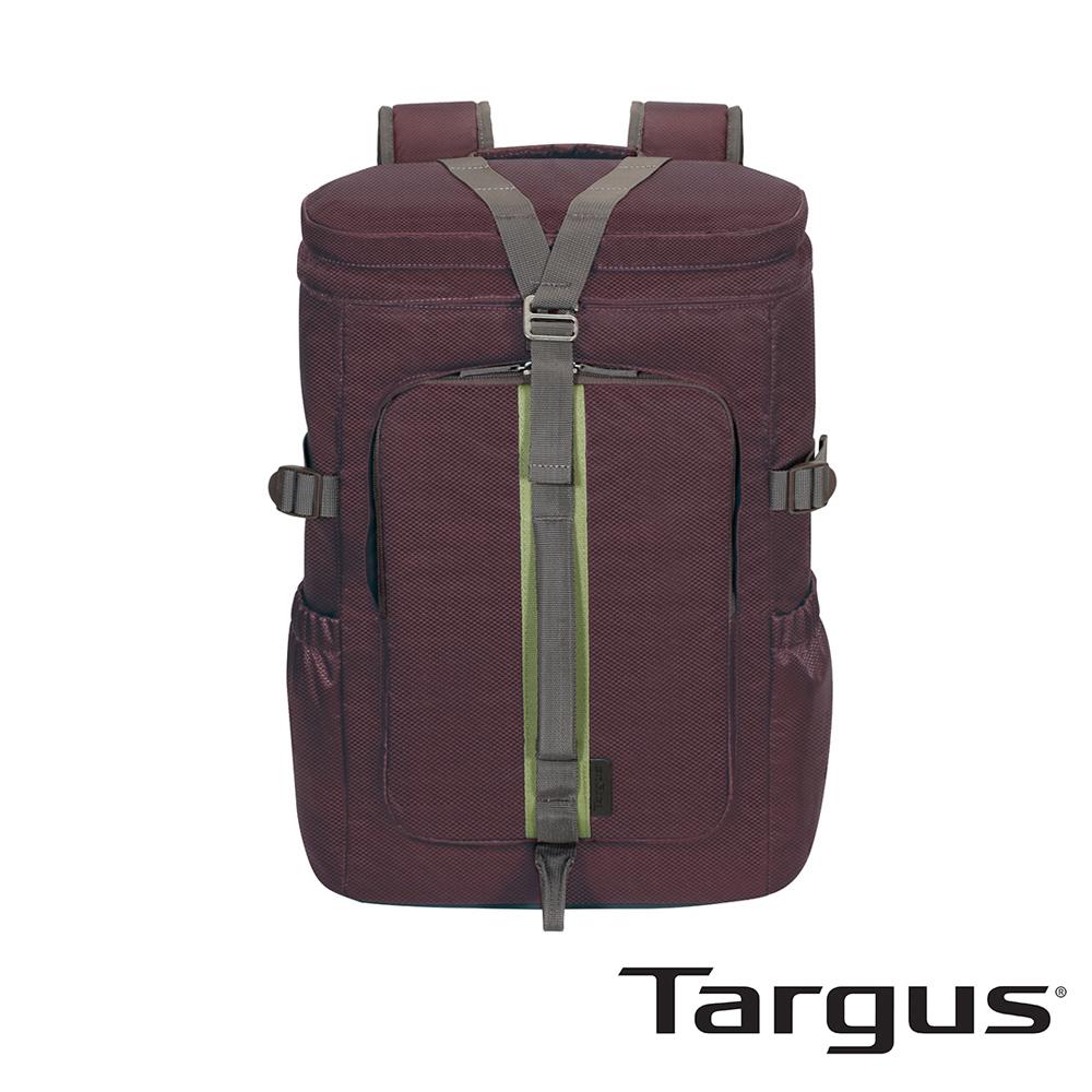Targus New Seoul 韓潮電腦後背包 (棗紅/適用14吋筆電)