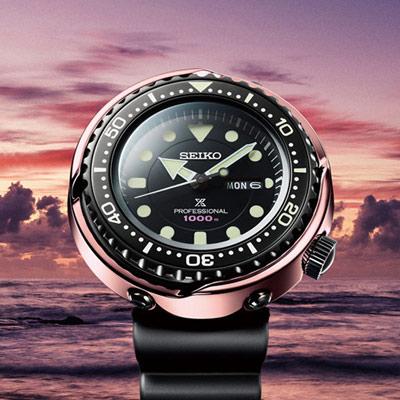 SEIKO精工PROSPEX40週年石英飽和潛水限量腕錶(S23627J1)
