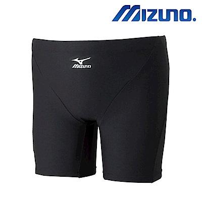 MIZUNO 美津濃 BASIC 男泳褲 黑 85UA-30009