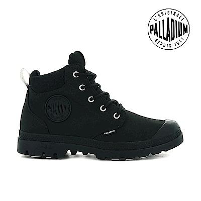 PALLADIUM Pampa Lite+ Cuff WP輕量防水靴-中性-黑