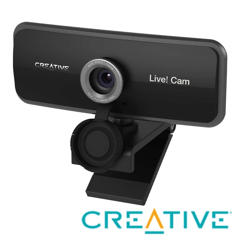 Creative  FG,VF0860 LIVE! CAM SYNC 全高清廣角網絡攝影機