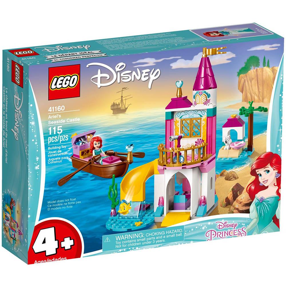 樂高LEGO 迪士尼公主系列 - LT41160 Ariel s Seaside Cast