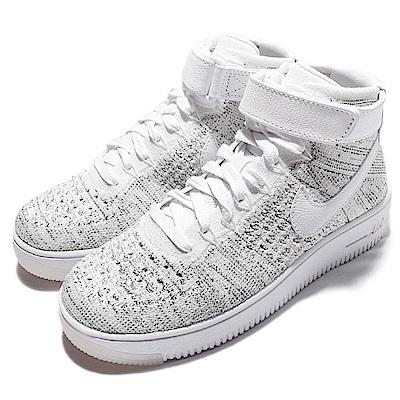 Nike 休閒鞋 Wmns AF1 Flyknit 女鞋