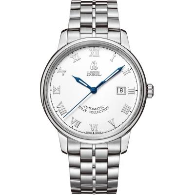ERNEST BOREL 瑞士依波路錶 雅麗系列5680N 不鏽鋼-白色40mm