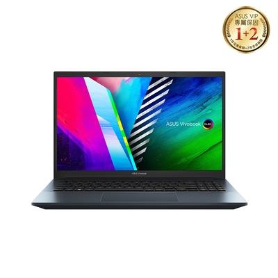 ASUS M3500QC 15.6吋筆電 (R7-5800H/RTX 3050/16G/512G/Vivobook Pro 15 OLED/午夜藍)