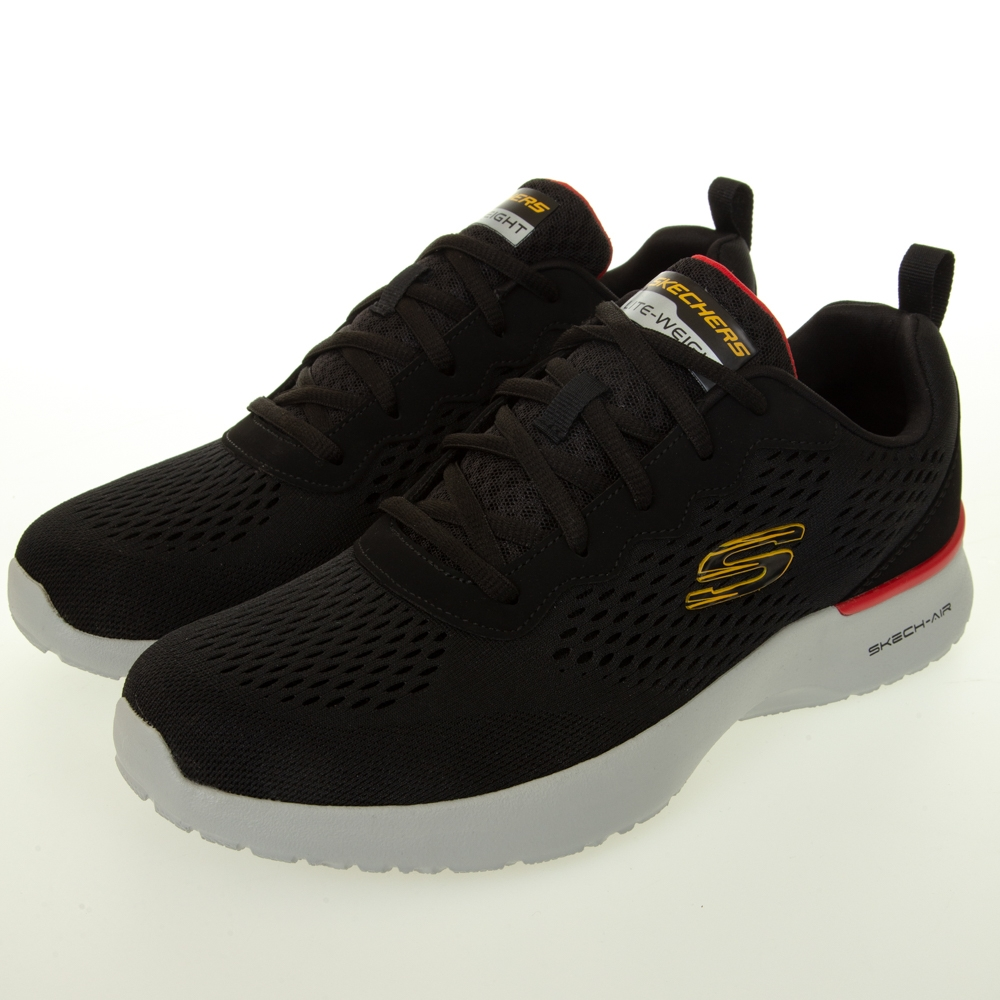 SKECHERS 男休閒系列 SKECH AIR DYNAMIGHT - 232291BLK
