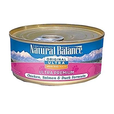 Natural Balance 低敏特級田園成貓主食罐 3oz 12罐組