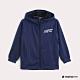 Hang Ten-ThermoContro-童裝機能純色連帽外套-藍 product thumbnail 1
