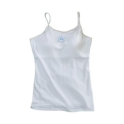 青少女胸墊型細肩帶背心內衣(兩件組)  k51199 魔法Baby
