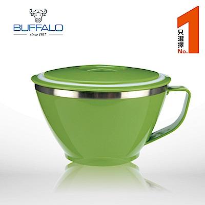 牛頭牌 粉彩隔熱杯碗 620cc (綠色)