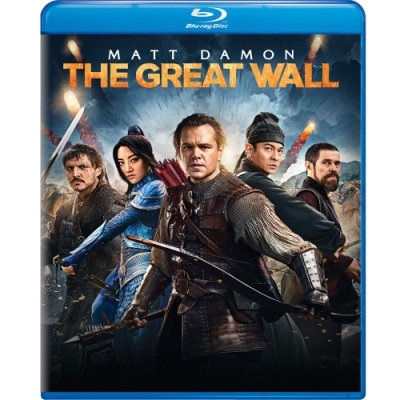 長城 THE GREAT WALL  藍光 BD