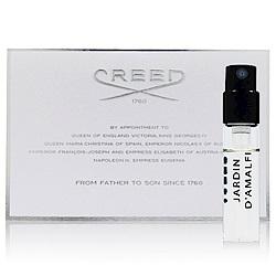 CREED JARDIN D'AMALFI 阿瑪菲花園中性淡香精 2ml (法國進口)