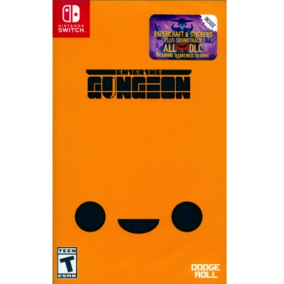 進軍槍牢:豪華版 Enter The Gungeon: Deluxe Edition- NS Switch 中英日文美版