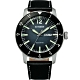 CITIZEN 星辰 GENTS系列蔚藍之海光動能小牛皮時尚腕錶 (AW0077-19L)43mm product thumbnail 1