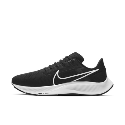 Nike AIR ZOOM PEGASUS 38 男慢跑鞋-黑-CW7356002