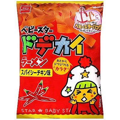 Oyatsu 超大點心麵-辣味雞汁(73g)