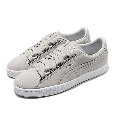 Puma 休閒鞋Suede Jewel Metallic 女鞋