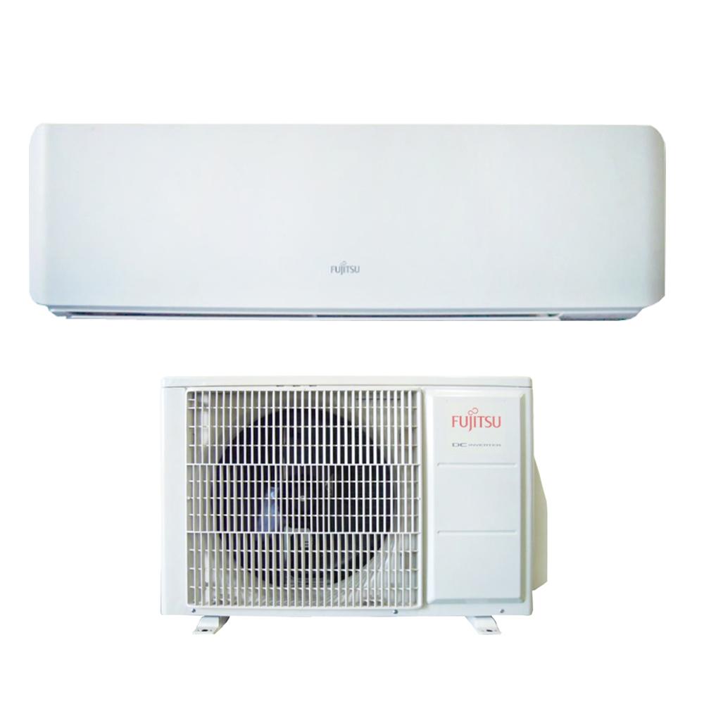 富士通3.5坪美型優級R32變頻冷暖分離式ASCG/AOCG022KMTB
