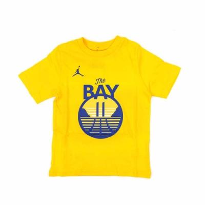 NIKE NBA Statement Edition 兒童 短袖上衣 勇士隊 Klay Thompson