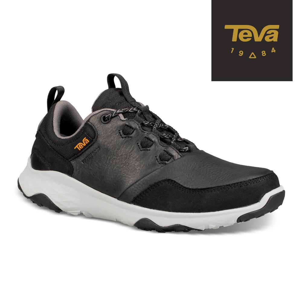 TEVA 美國-男 Arrowood 2 Low WP 低筒防潑水休閒鞋 黑 @ Y!購物