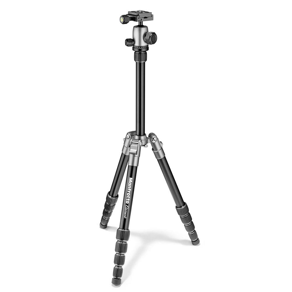 Manfrotto Element 鋁合金小型腳架