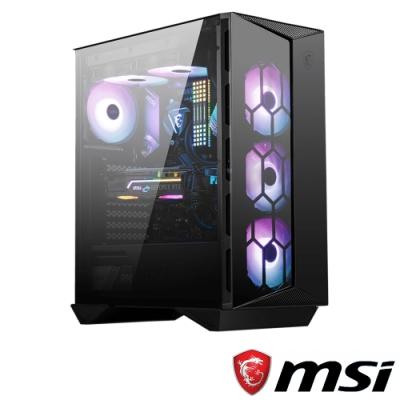 MSI微星 MPG GUNGNIR 110R 電腦機殼
