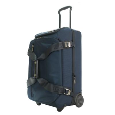 TUMI MERGE 簡約商務手提/行李箱-海軍藍