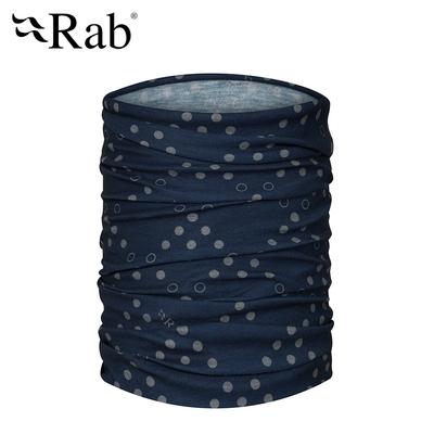 【英國RAB】Rab Tube 多功能運動圍巾 藍圖 #QAA49