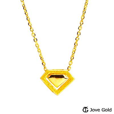 Jove gold 妳最珍貴黃金項鍊
