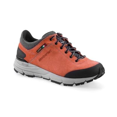 Zamberlan 輕量低筒健行鞋 女款 粉橘 205 STROLL GTX 0205PW
