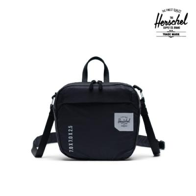 【Herschel】Ultralight Crossbody 斜背包-黑色