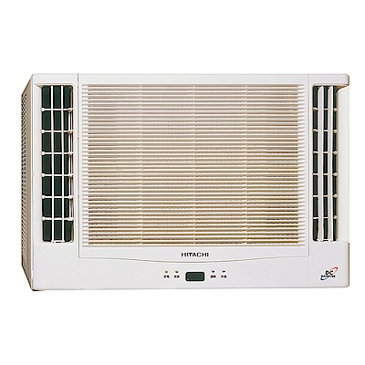 HITACHI日立 變頻單冷 (雙吹) 窗型冷氣 RA-40QV1