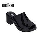 Melissa 經典款魚口涼鞋-黑色
