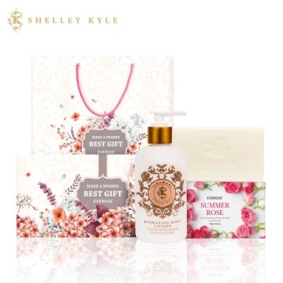 Shelley Kyle雪莉凱 花果香水保濕禮盒