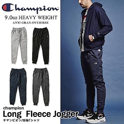 CHAMPION FLEECE JOGGER冠軍重磅刷毛縮口棉褲 P1022