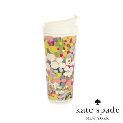 KATE SPADE 繁花點點小碎花冷飲隨行杯 Floral Dots