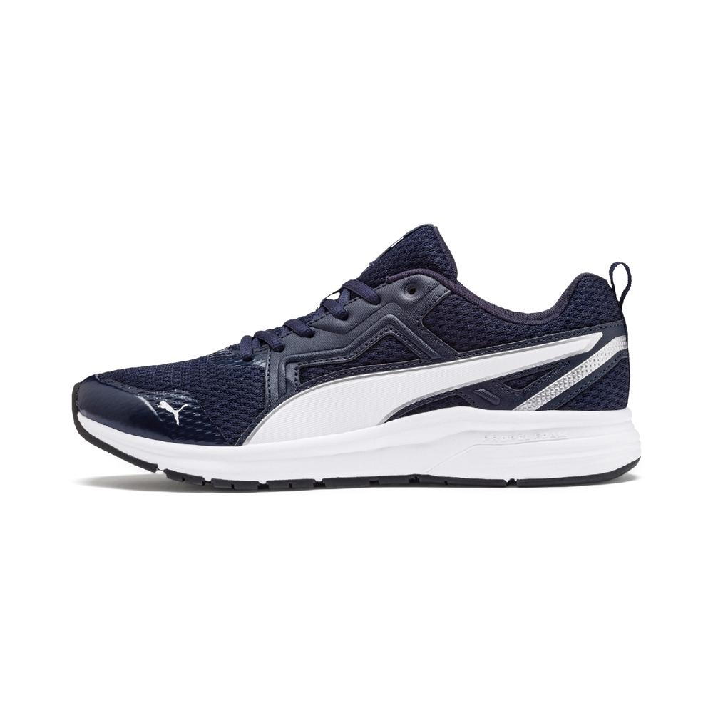 PUMA-Pure Jogger 男性復古慢跑運動鞋-重深藍