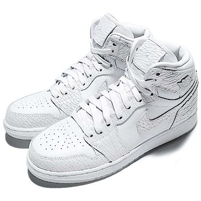 Nike 籃球鞋 Jordan 1 RET Hi 女鞋