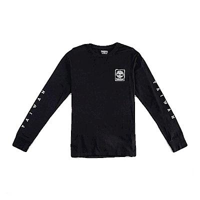 Timberland 台灣款SLS 黑色長袖T | A1OHX001