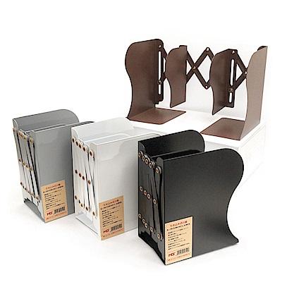 北歐現代風-時尚設計伸縮書架