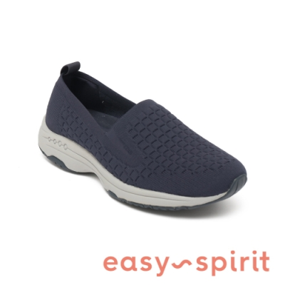 Easy Spirit-seTECH2 舒適輕量懶人休閒鞋-深藍色