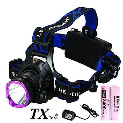 TX特林XML- L2固定焦距大光圈強亮頭燈(HD-A-L2A)