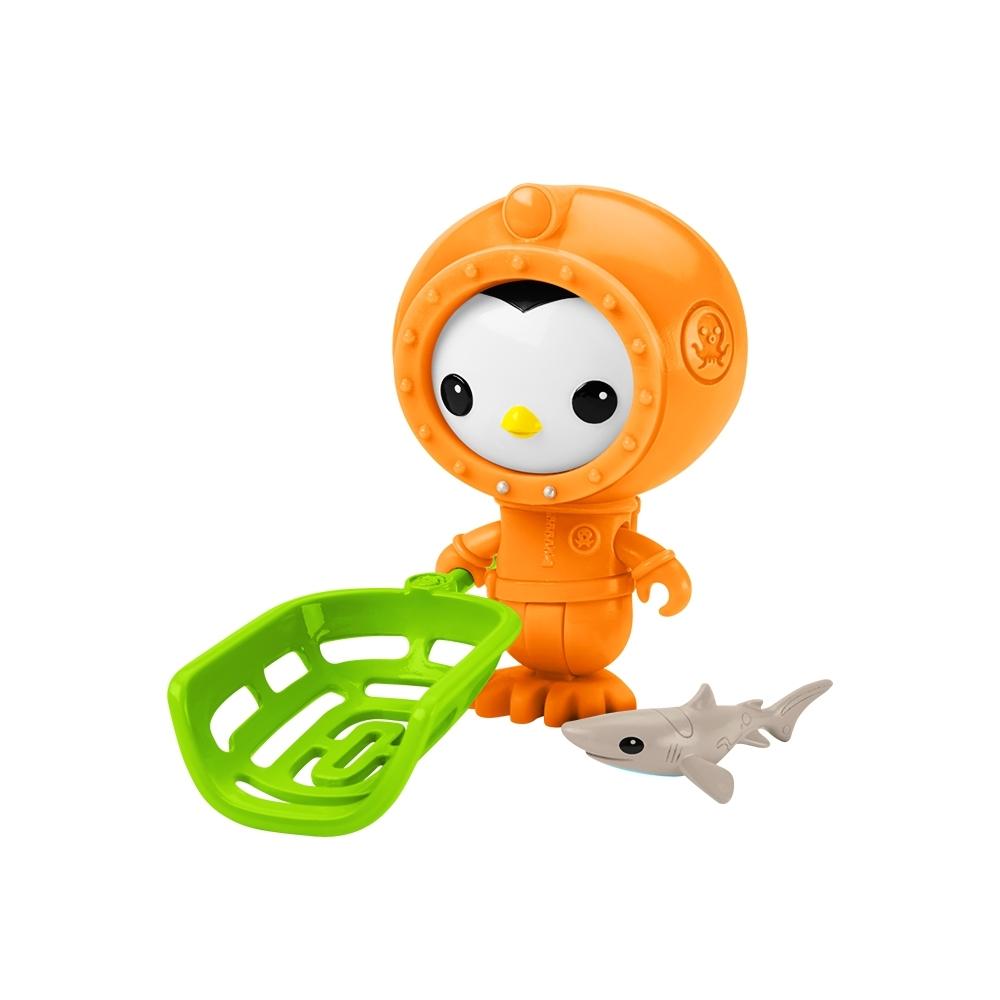 奇哥 Fisher price 費雪 海底小縱隊洗澡/戲水電動玩具-皮醫生
