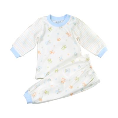 嬰幼兒純棉中厚長袖套裝 a70253 魔法Baby