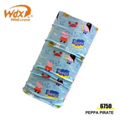 【Wind x-treme】 兒童粉紅豬多功能頭巾 COOL Wind 6750