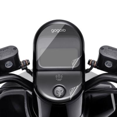 o-one GO螢膜gogoro3 儀表板保護貼 滿版全膠護貼超跑包膜頂級原料犀牛皮