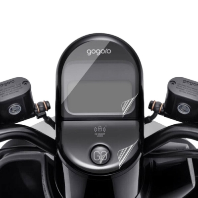 o-one GO螢膜gogoro3+儀表板保護貼 滿版全膠護貼超跑包膜頂級原料犀牛皮